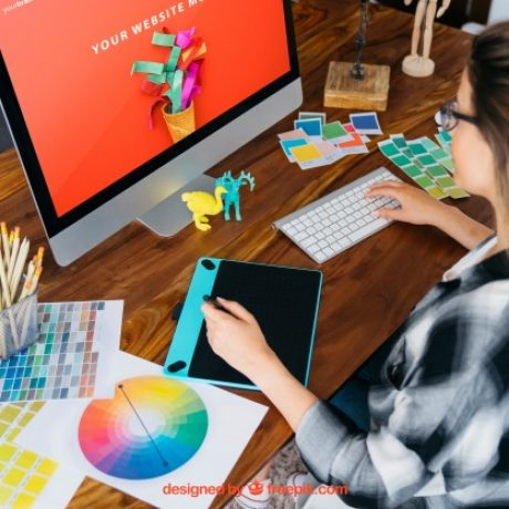 graphic-designer-mockup-with-monitor-girl_23-2147675732